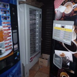 Vand Automate de Cafea Zanussi si RheaVendors